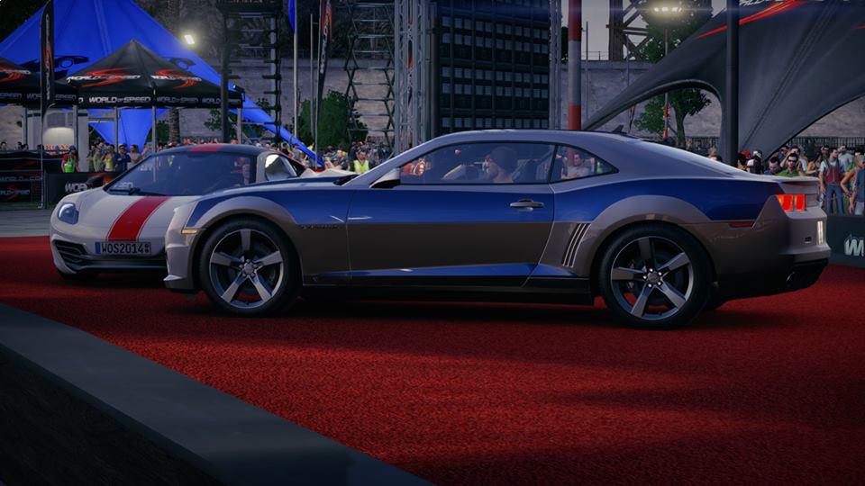 Ngắm các siêu xe trong World of Speed - Ảnh 24