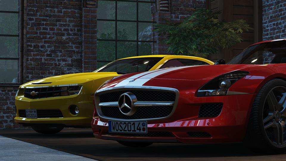 Ngắm các siêu xe trong World of Speed - Ảnh 25