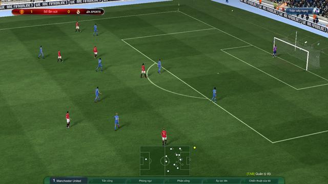 FIFA Online 3: Tìm hiểu về chế độ Xếp Hạng Giả Lập 3