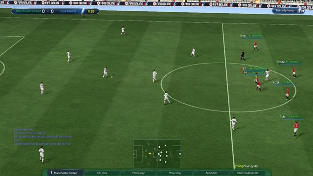 FIFA Online 3: Xếp Hạng Giả Lập dành cho ai? 2