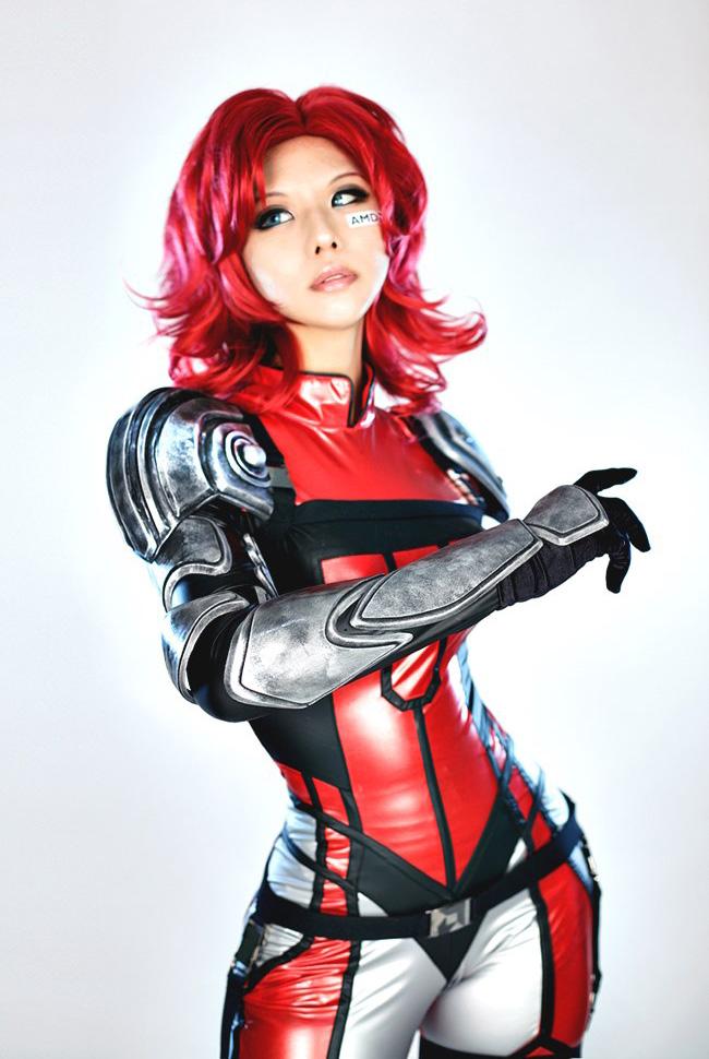 Tasha hóa thân thành chiến binh AMD - Ảnh 5