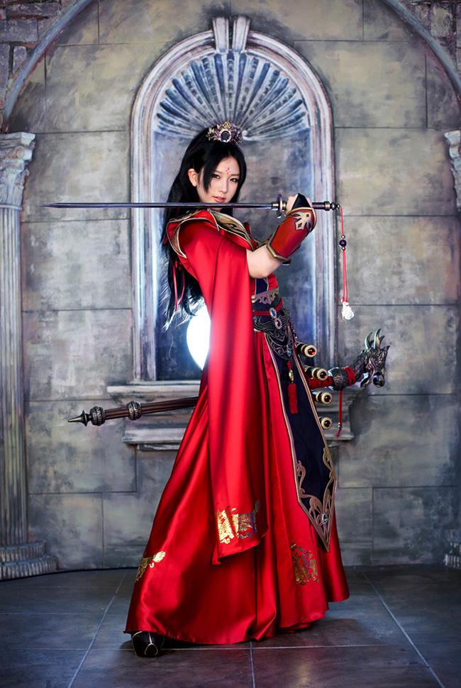 Ngắm cosplay Diablo 3 tuyệt đẹp của nhóm Spiral Cats - Ảnh 6