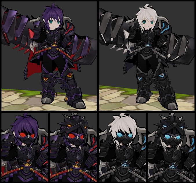 Ngắm trang phục Dragon Knight trong Elsword - Ảnh 7