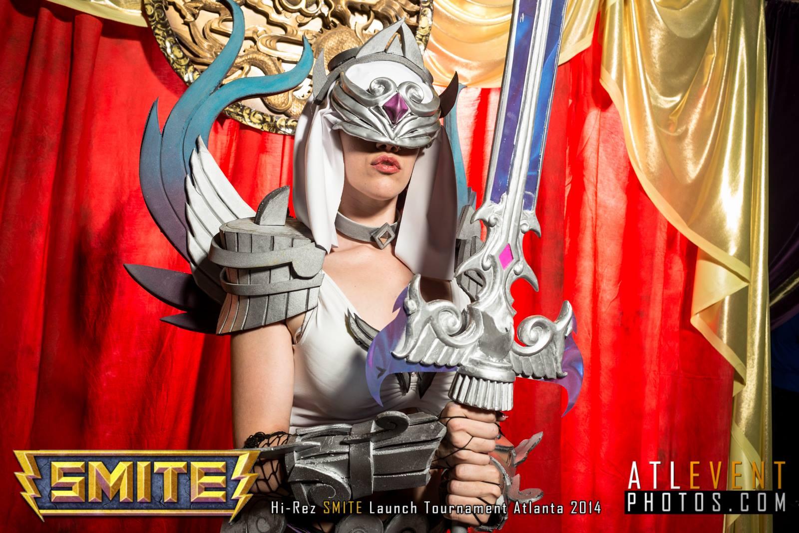 Ngắm cosplay tại SMITE Launch Tournament - Ảnh 6