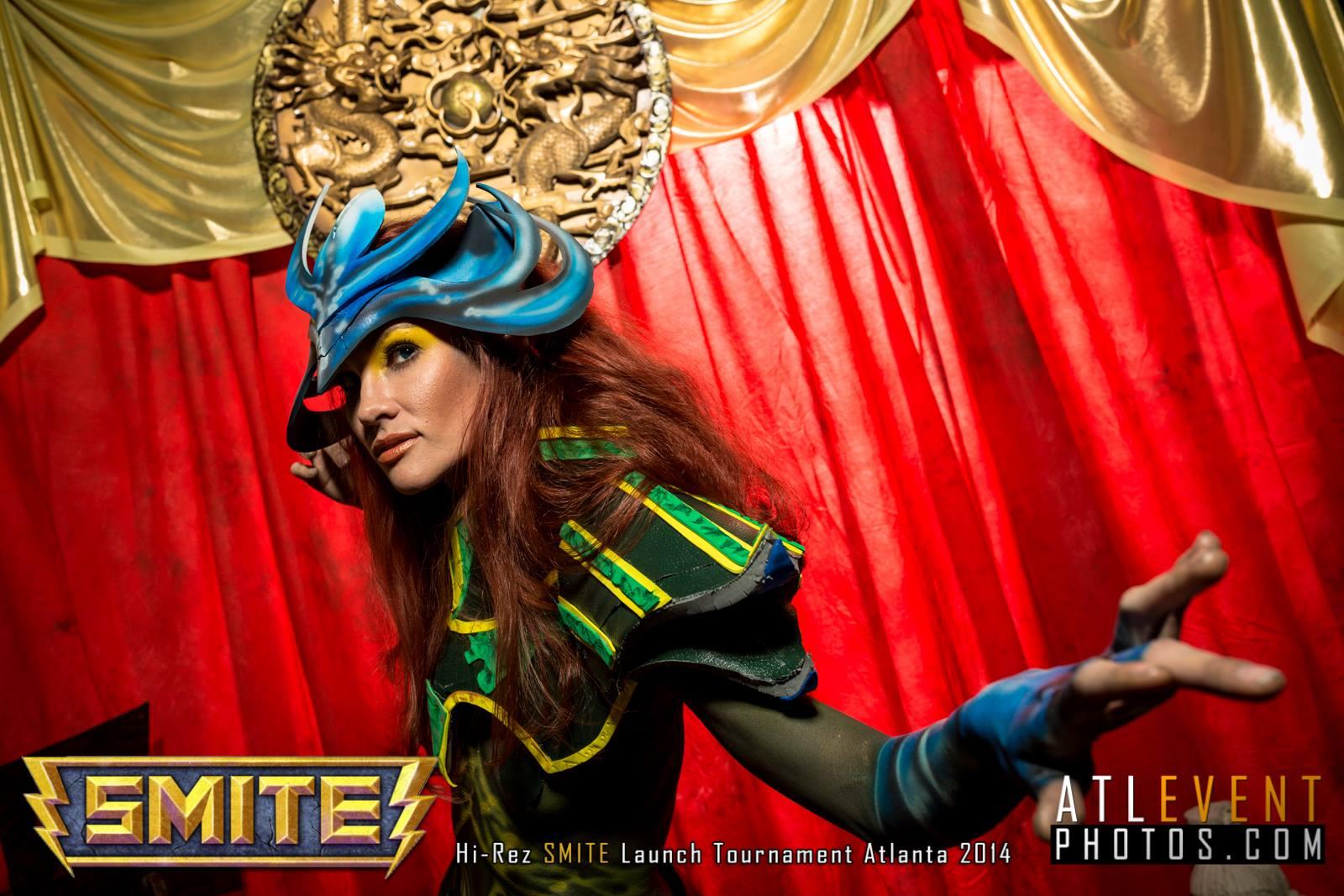 Ngắm cosplay tại SMITE Launch Tournament - Ảnh 10