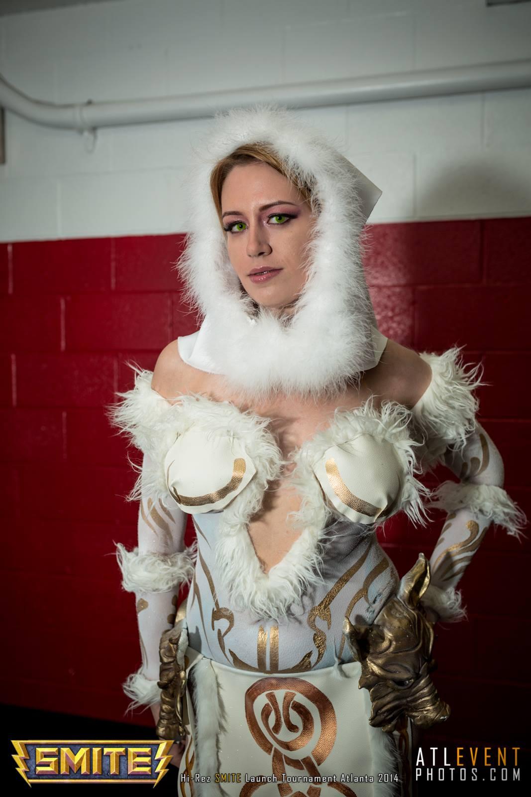 Ngắm cosplay tại SMITE Launch Tournament - Ảnh 110