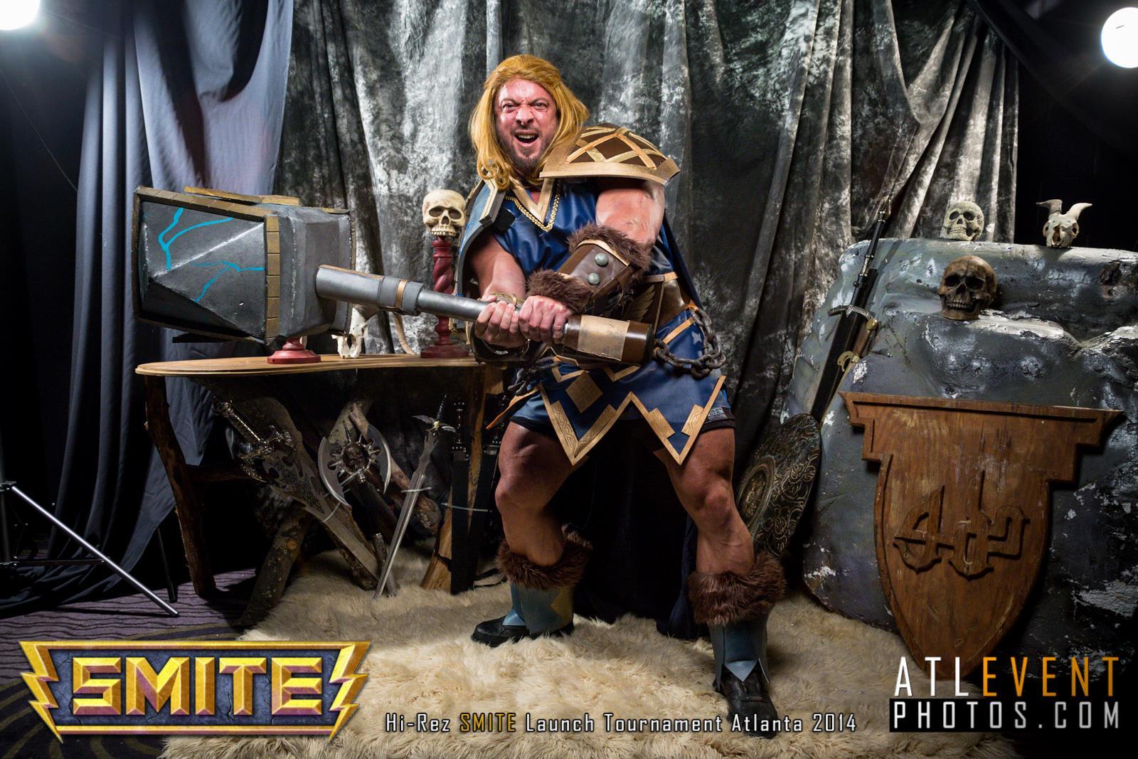 Ngắm cosplay tại SMITE Launch Tournament - Ảnh 114