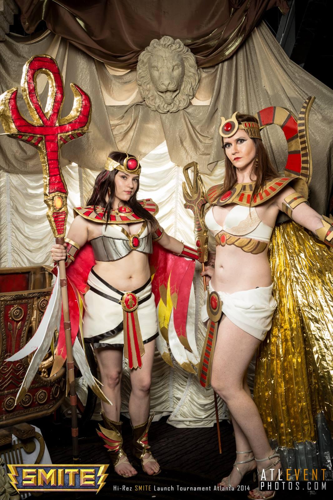 Ngắm cosplay tại SMITE Launch Tournament - Ảnh 115