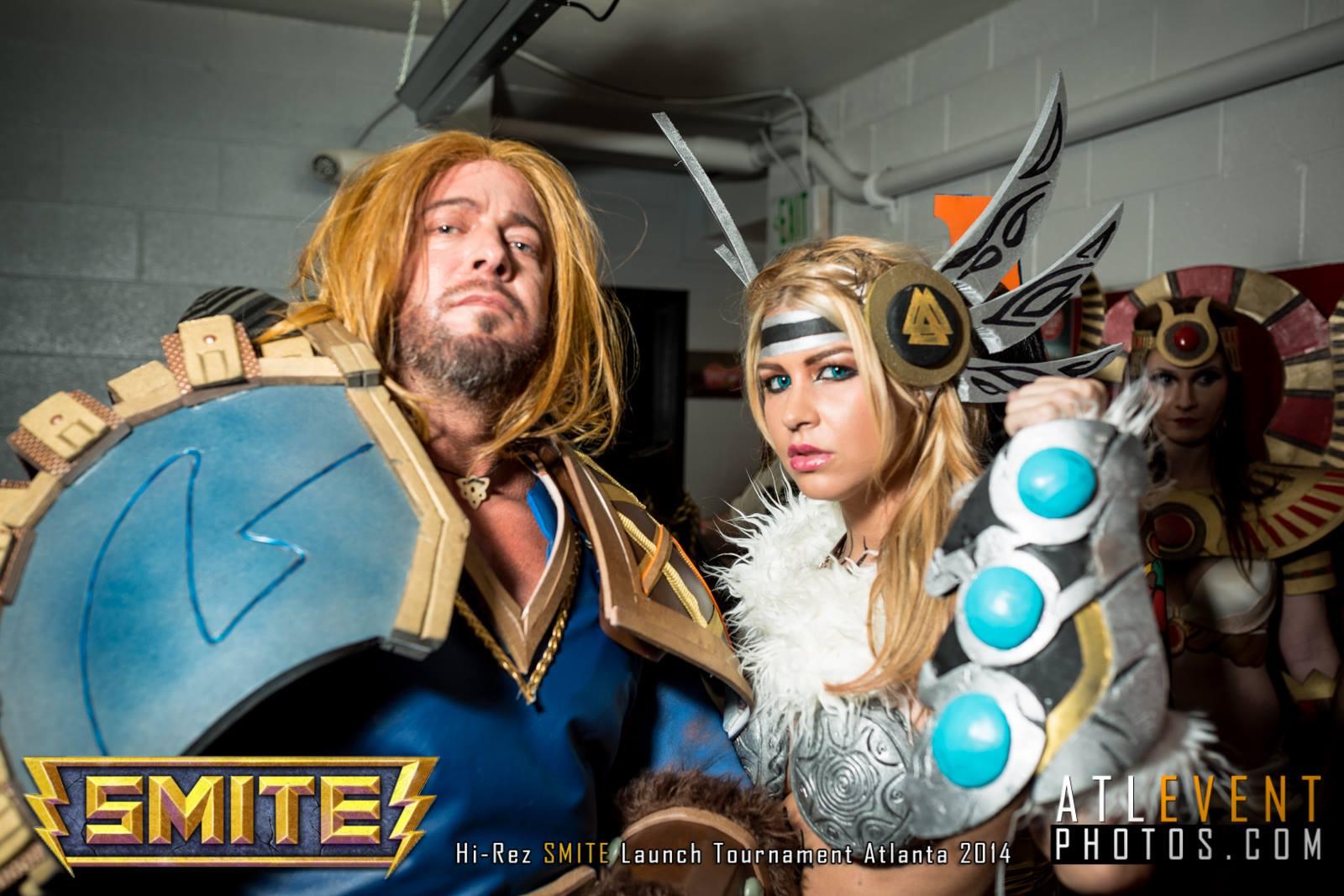 Ngắm cosplay tại SMITE Launch Tournament - Ảnh 116