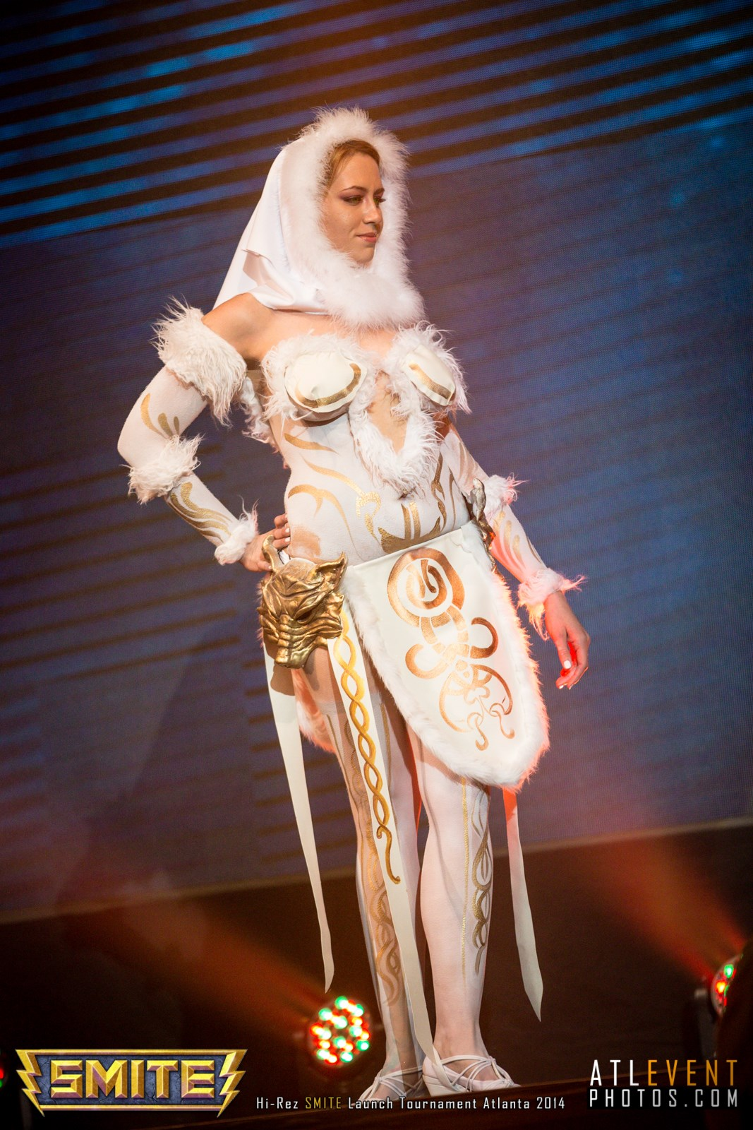 Ngắm cosplay tại SMITE Launch Tournament - Ảnh 124