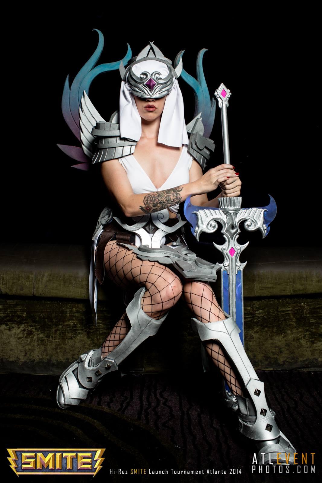 Ngắm cosplay tại SMITE Launch Tournament - Ảnh 28