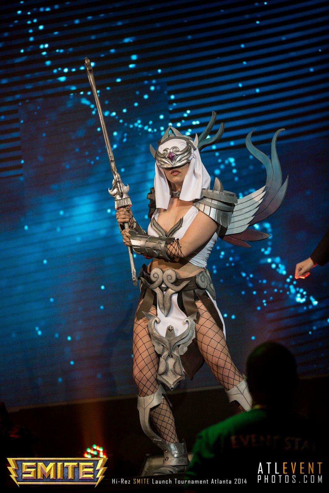 Ngắm cosplay tại SMITE Launch Tournament - Ảnh 35