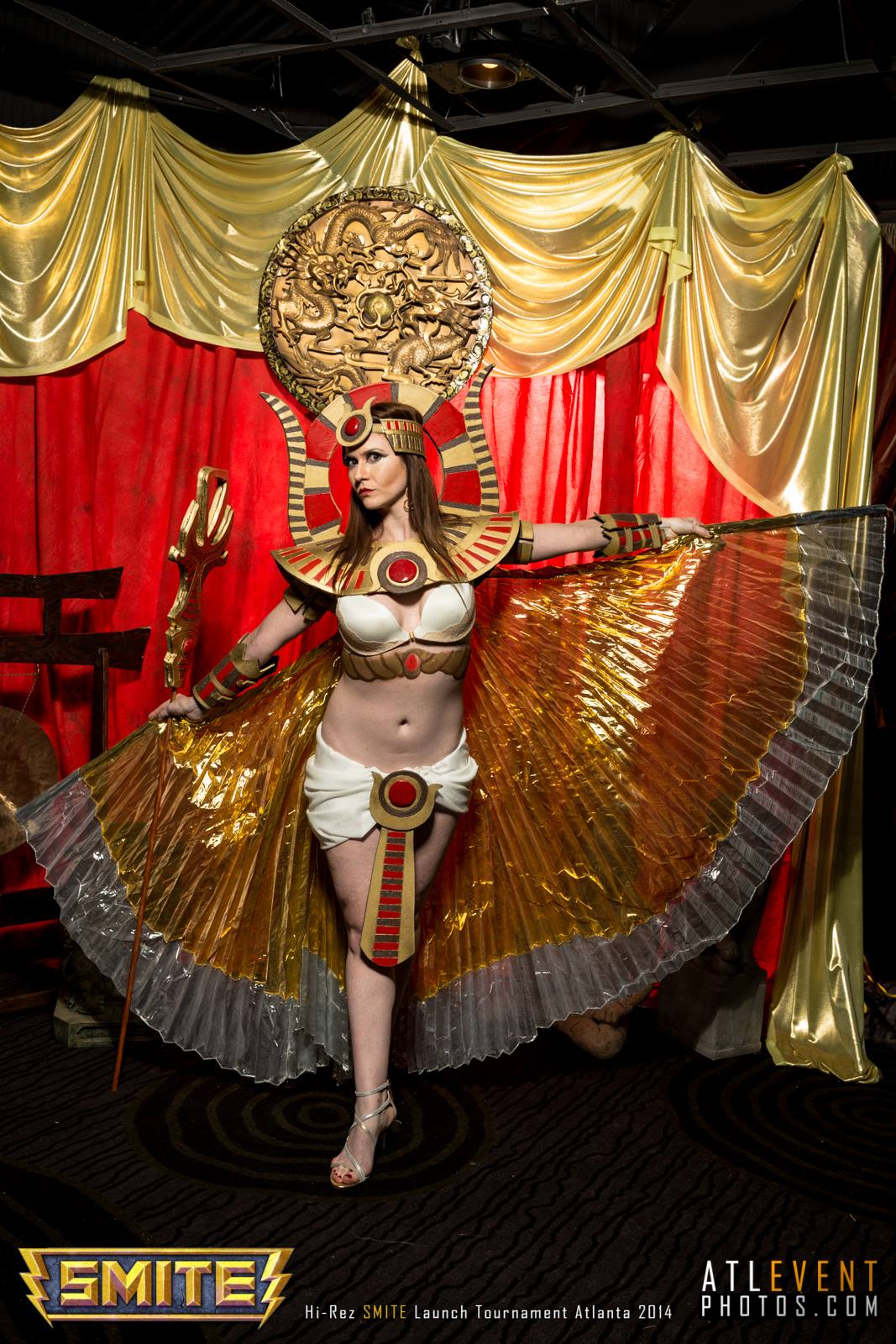 Ngắm cosplay tại SMITE Launch Tournament - Ảnh 49