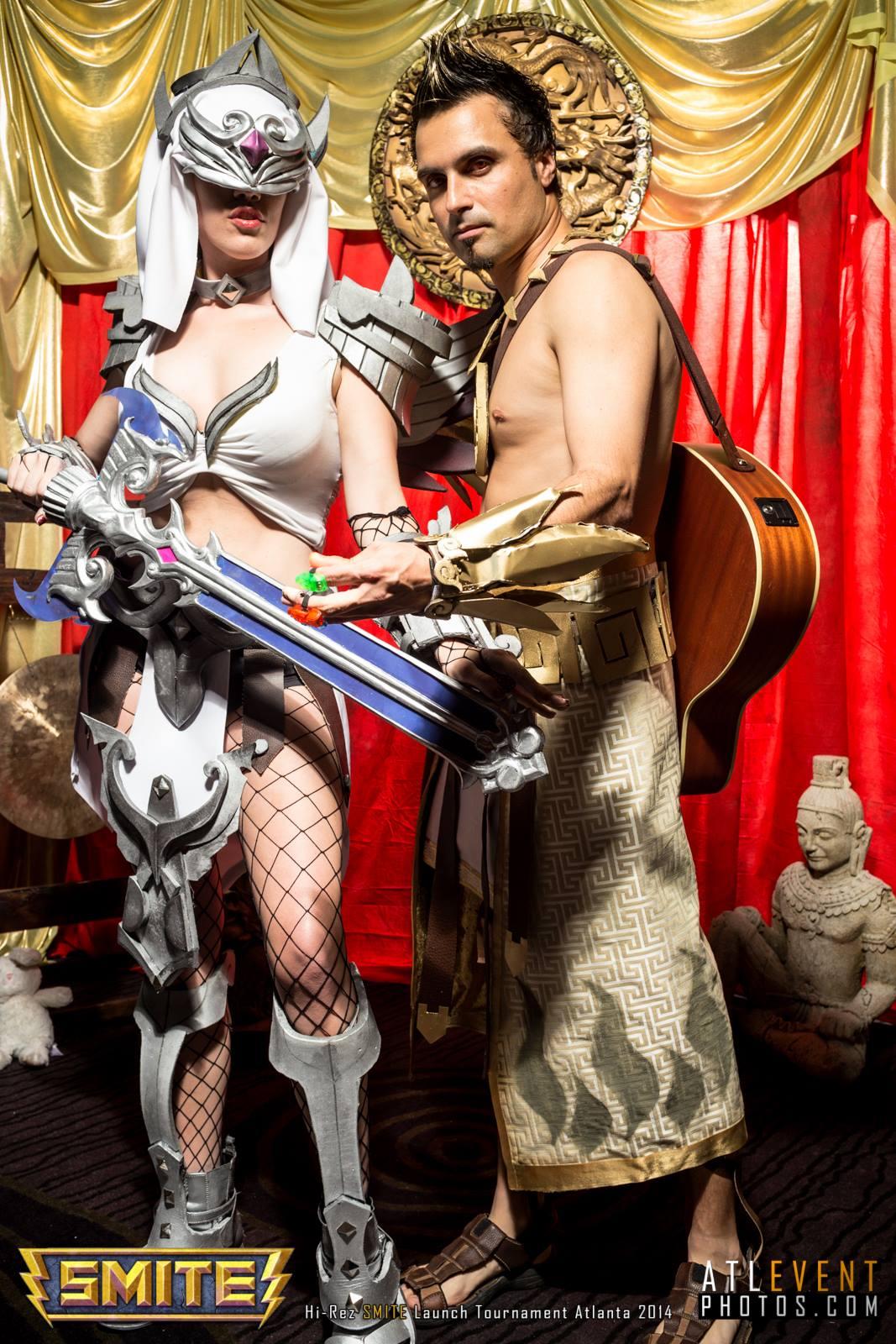 Ngắm cosplay tại SMITE Launch Tournament - Ảnh 52