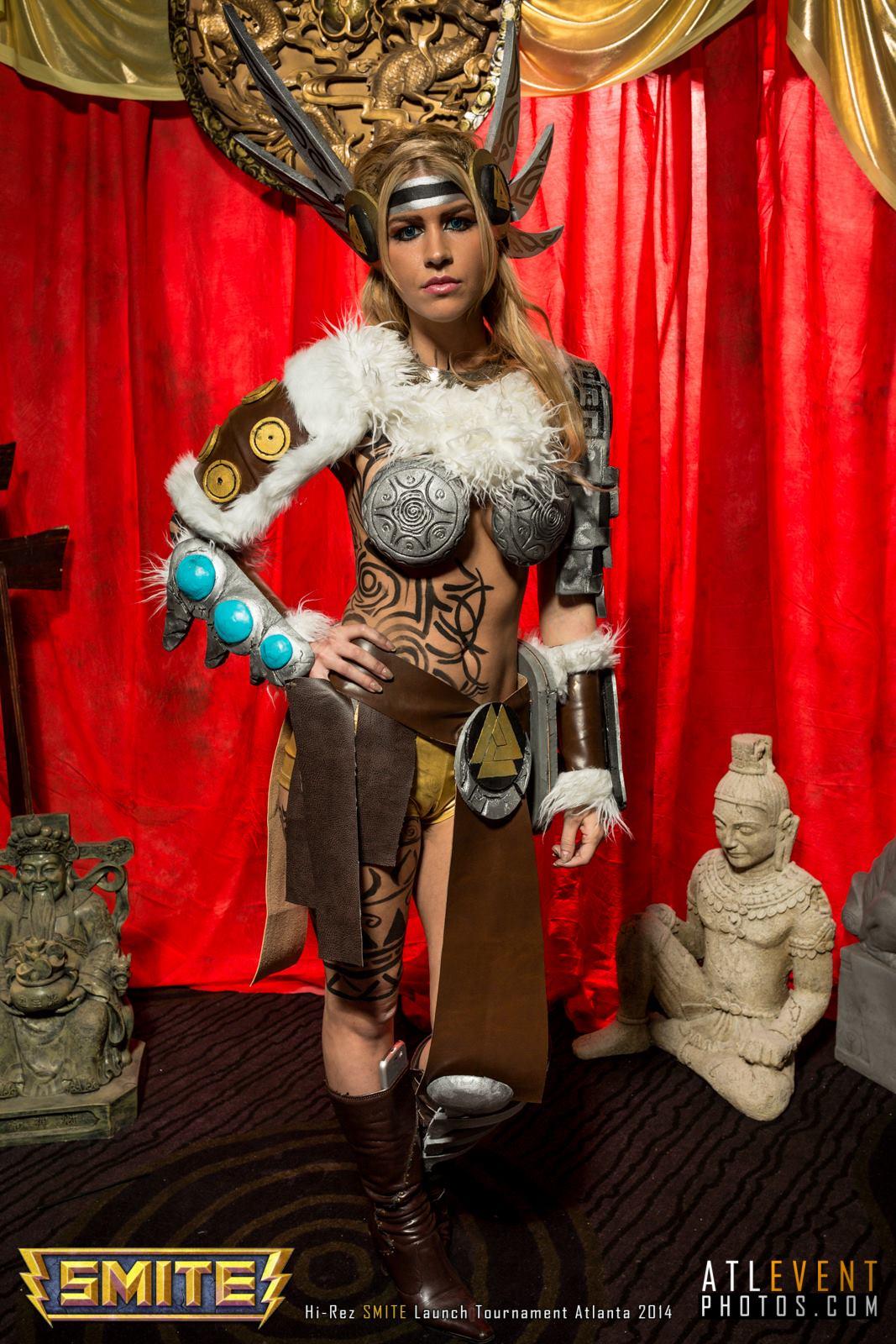 Ngắm cosplay tại SMITE Launch Tournament - Ảnh 53