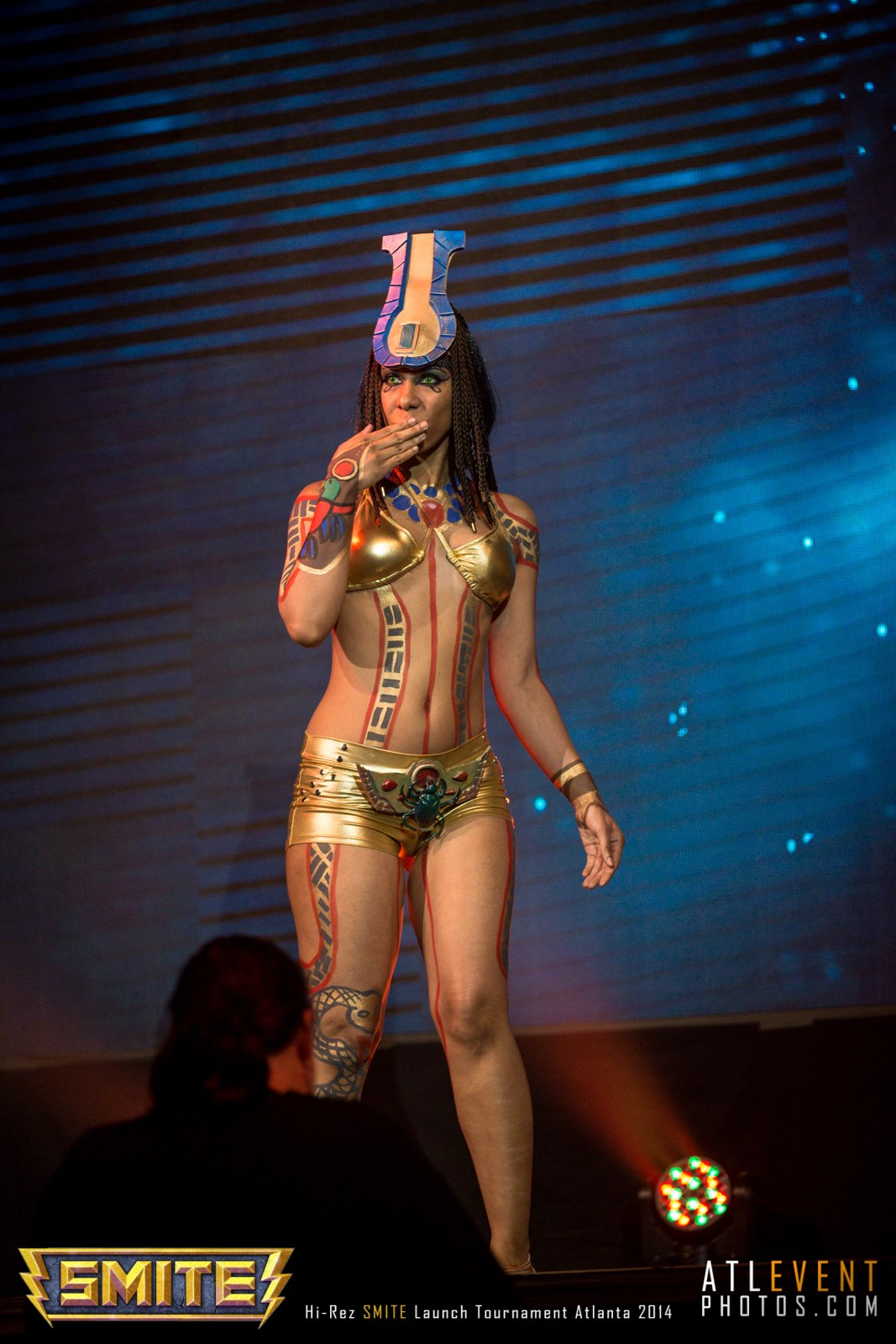 Ngắm cosplay tại SMITE Launch Tournament - Ảnh 60