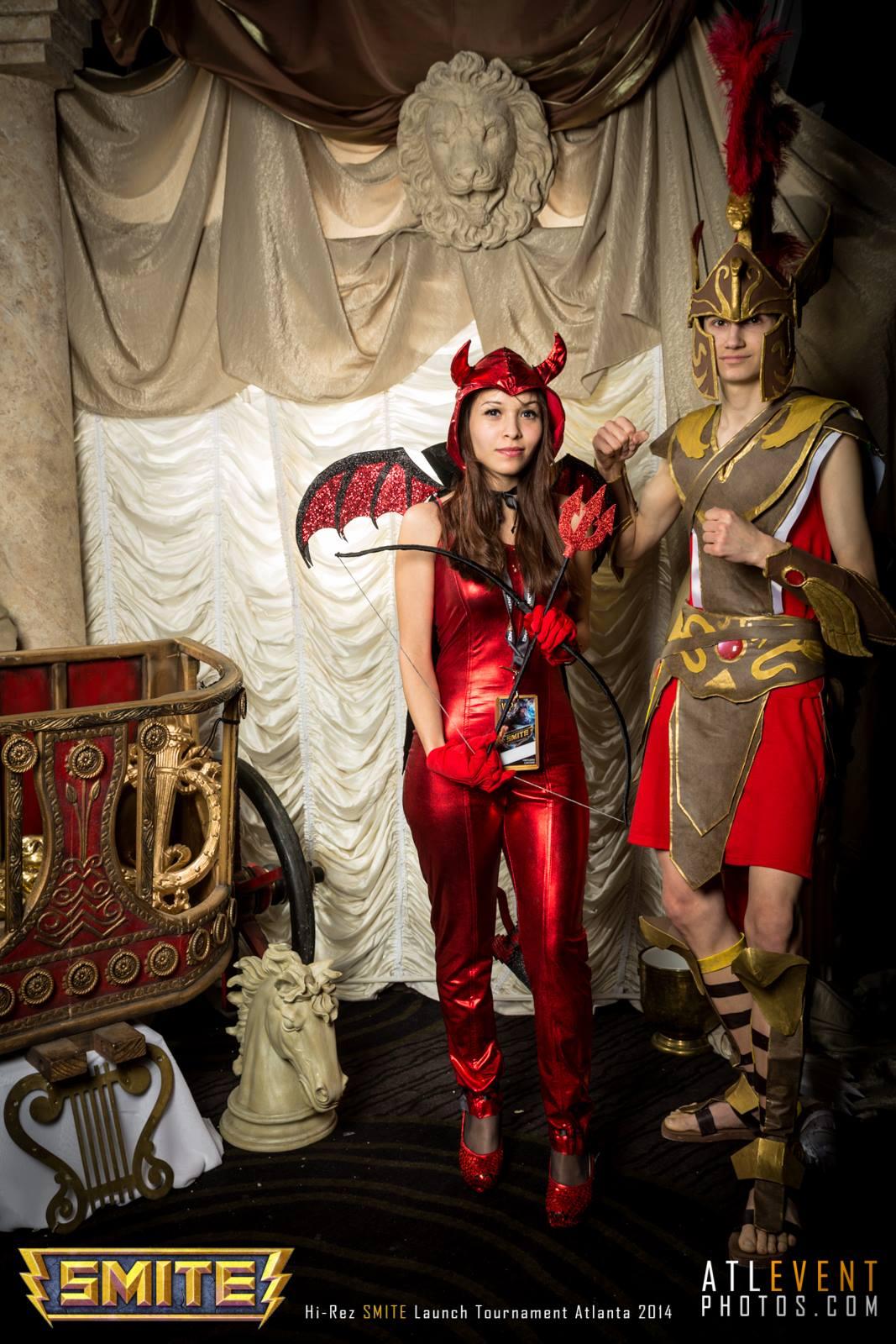 Ngắm cosplay tại SMITE Launch Tournament - Ảnh 62