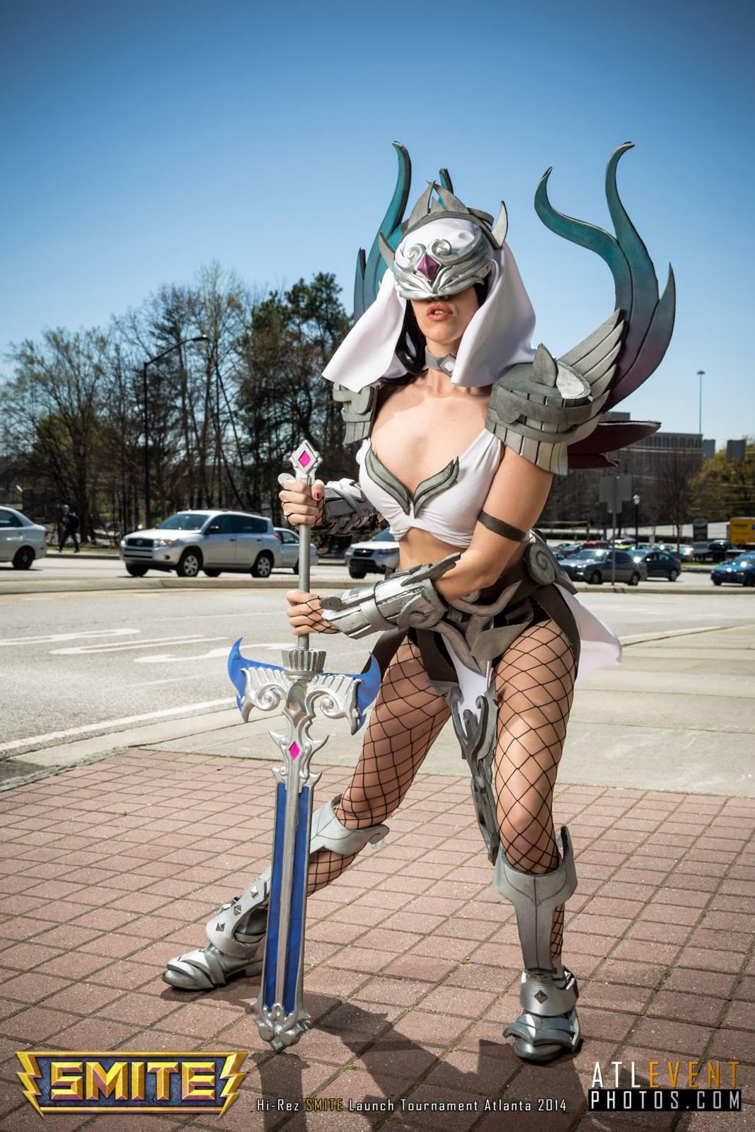 Ngắm cosplay tại SMITE Launch Tournament - Ảnh 67