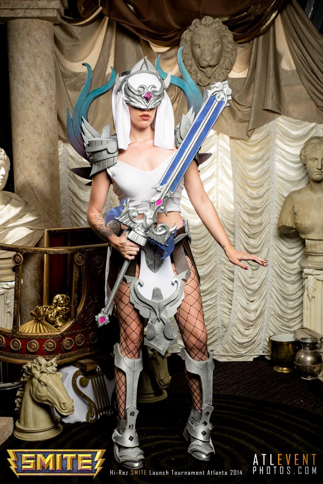 Ngắm cosplay tại SMITE Launch Tournament - Ảnh 74