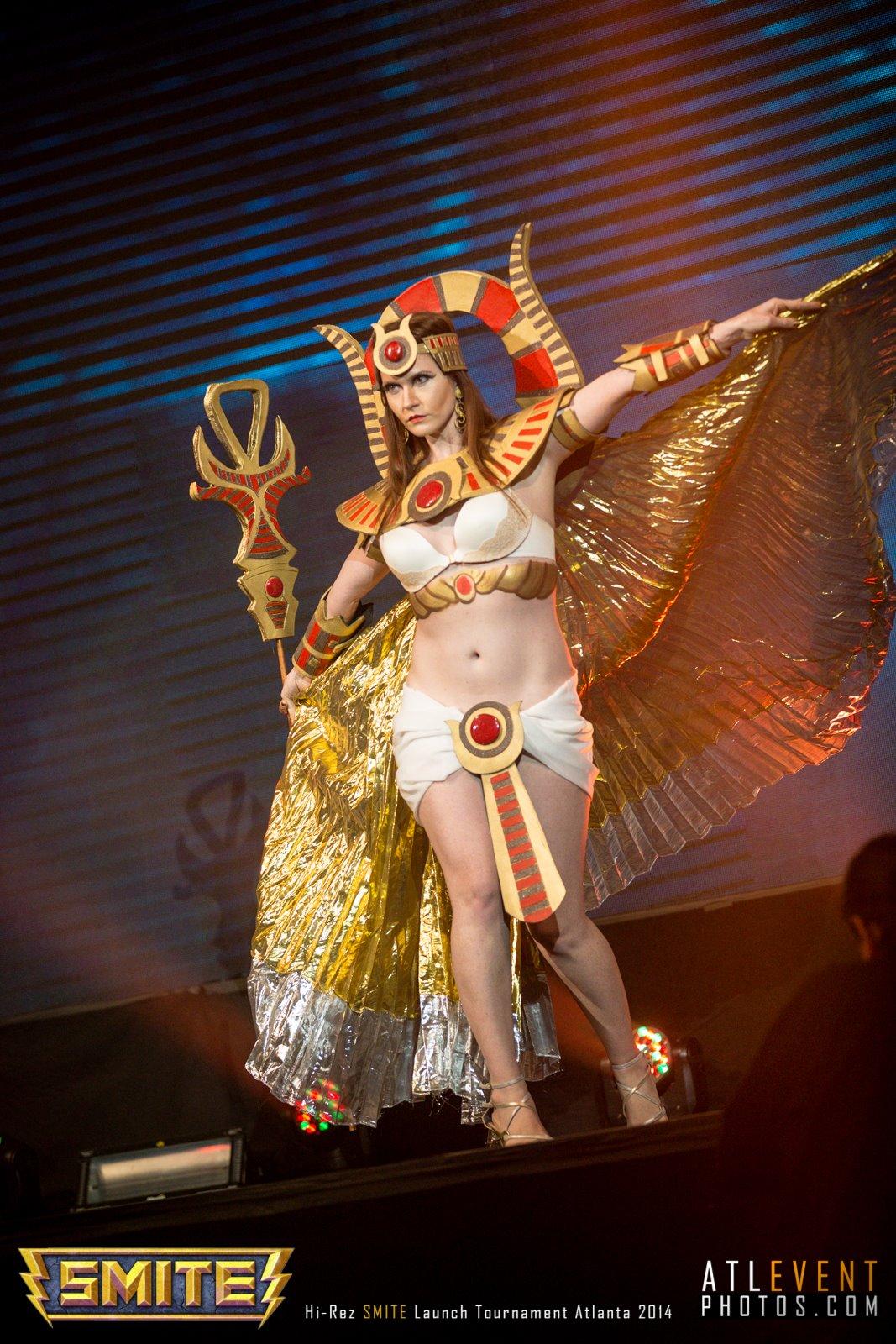 Ngắm cosplay tại SMITE Launch Tournament - Ảnh 83