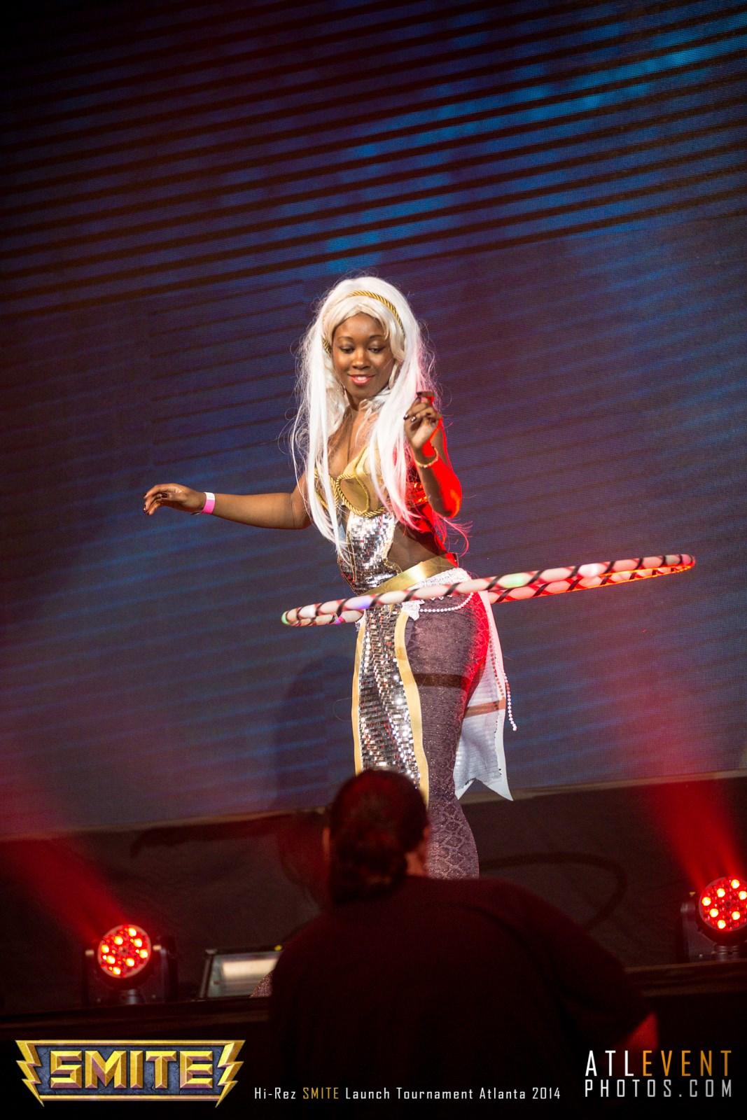 Ngắm cosplay tại SMITE Launch Tournament - Ảnh 89