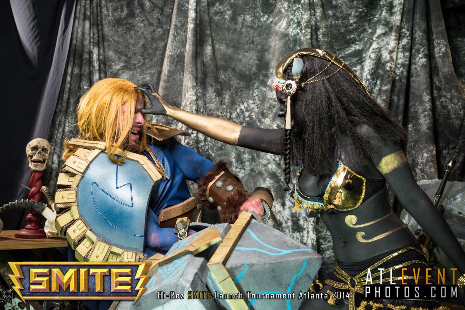 Ngắm cosplay tại SMITE Launch Tournament - Ảnh 91