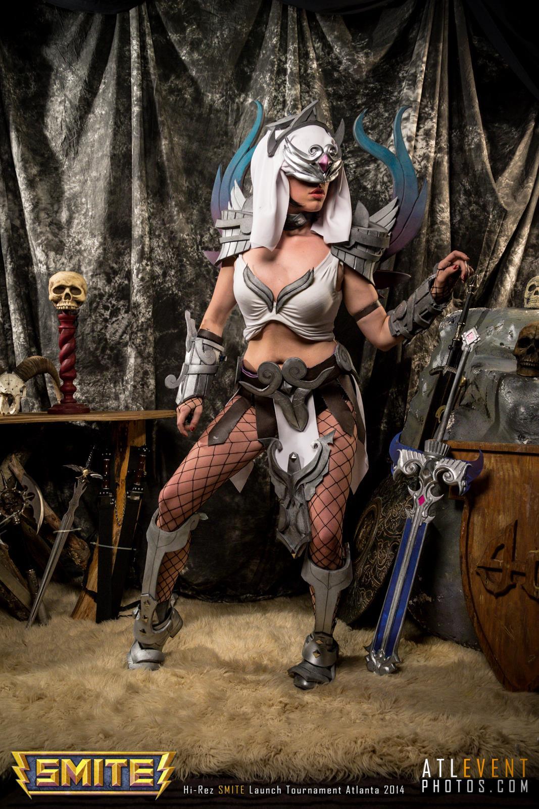 Ngắm cosplay tại SMITE Launch Tournament - Ảnh 94