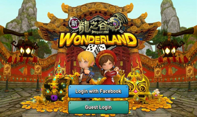 Lộ diện gameplay của Dragon Nest Wonderland 1
