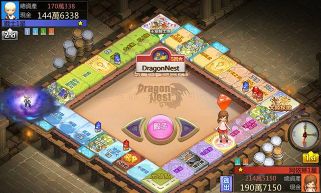 Lộ diện gameplay của Dragon Nest Wonderland 2