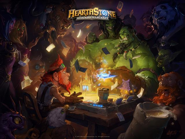 Blizzard gặp khó khi đưa Heartstone lên Android 1