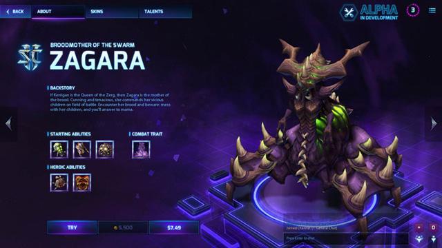 Blizzard giới thiệu tướng mới trong Heroes of the Storm 6
