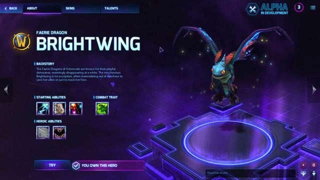 Blizzard giới thiệu tướng mới trong Heroes of the Storm 7