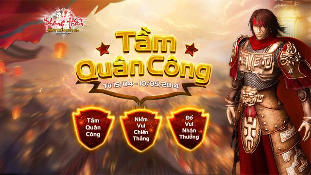 Người chơi Phong Thần đổ xô truy tìm quân công 1