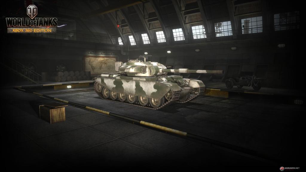 World of Tanks Xbox 360 có bản cập nhật mới 2