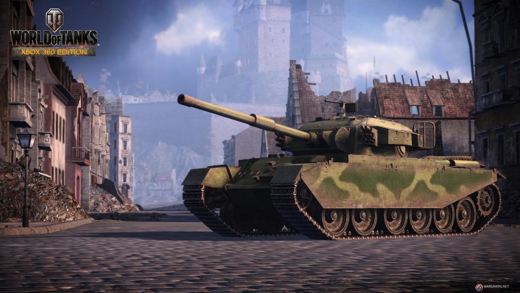 World of Tanks Xbox 360 có bản cập nhật mới 3