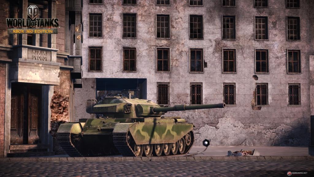 World of Tanks Xbox 360 có bản cập nhật mới 4