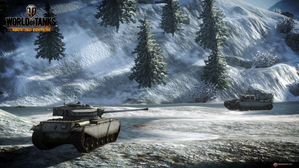 World of Tanks Xbox 360 có bản cập nhật mới 5