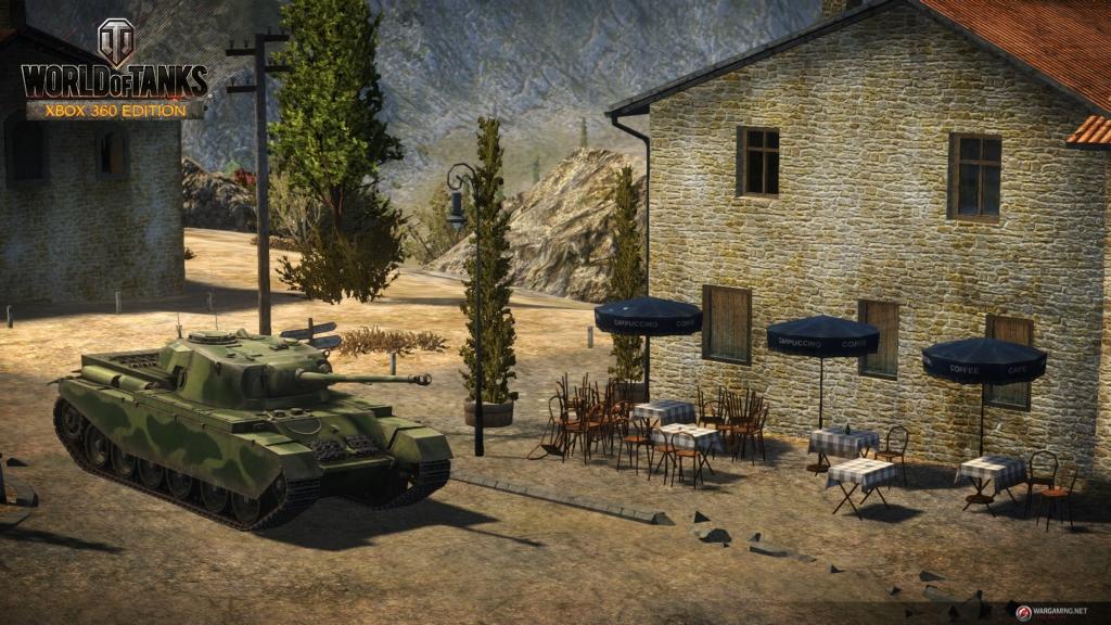 World of Tanks Xbox 360 có bản cập nhật mới 7