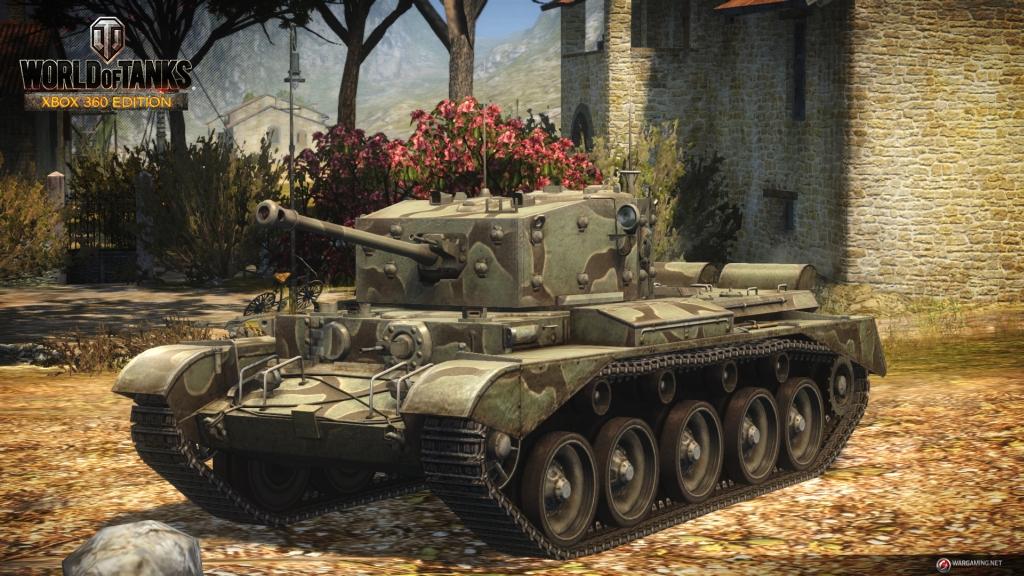 World of Tanks Xbox 360 có bản cập nhật mới 8