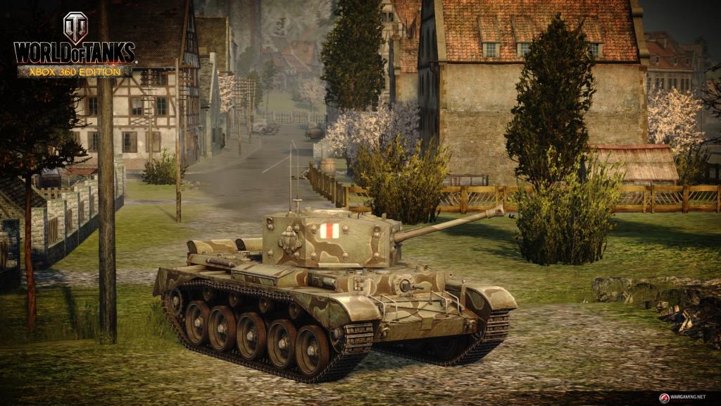 World of Tanks Xbox 360 có bản cập nhật mới 9