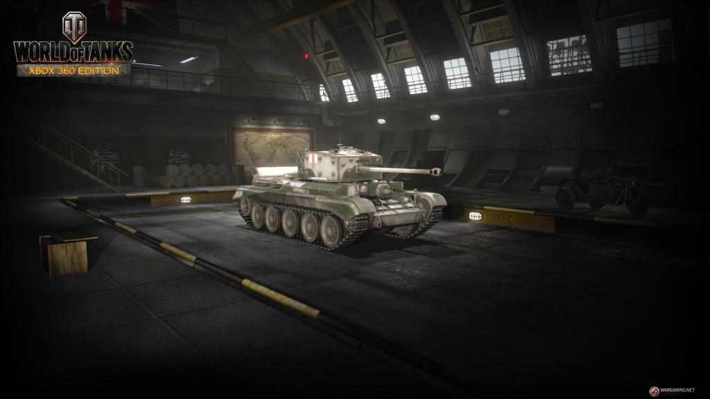 World of Tanks Xbox 360 có bản cập nhật mới 10
