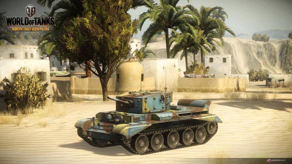 World of Tanks Xbox 360 có bản cập nhật mới 11