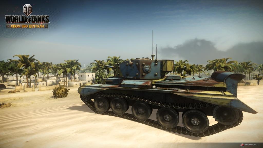 World of Tanks Xbox 360 có bản cập nhật mới 12