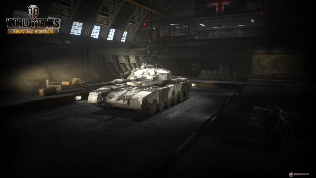 World of Tanks Xbox 360 có bản cập nhật mới 13