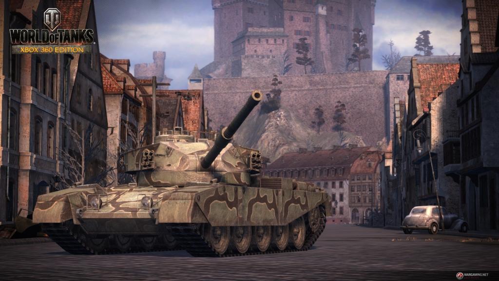 World of Tanks Xbox 360 có bản cập nhật mới 14