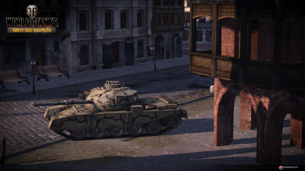 World of Tanks Xbox 360 có bản cập nhật mới 15