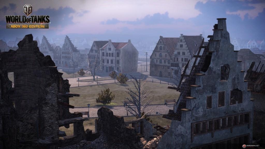 World of Tanks Xbox 360 có bản cập nhật mới 17