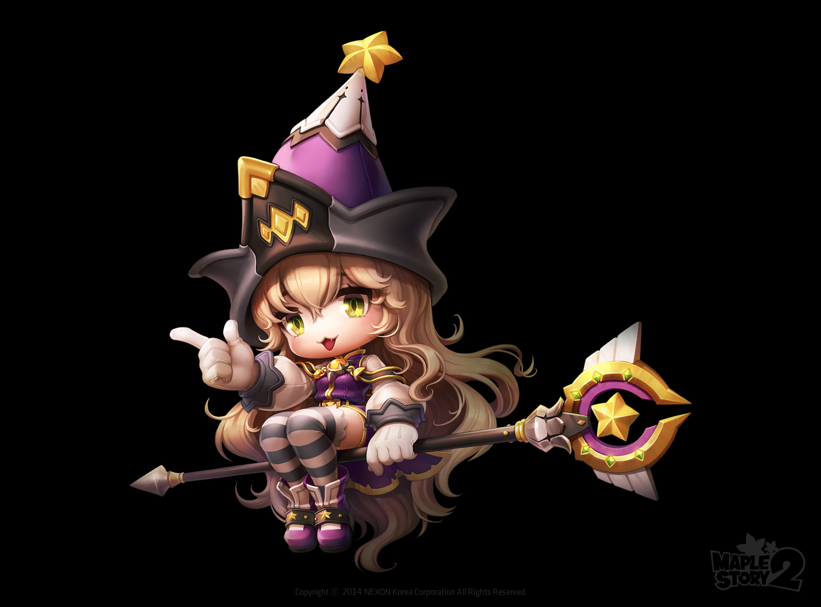 MapleStory 2: Priest và Wizard đã lộ diện - Ảnh 5