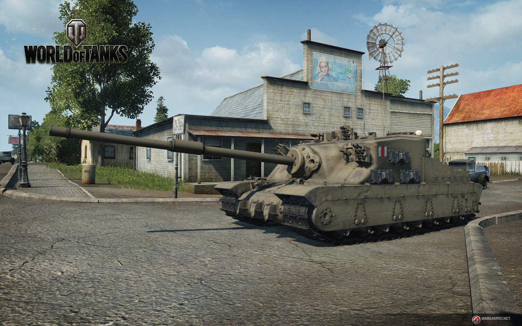 Ngắm các xe tăng được làm lại trong phiên bản 9.0 - Ảnh 3