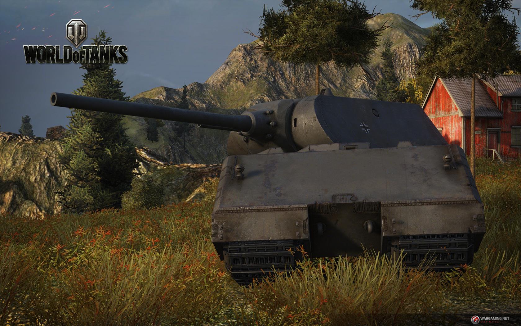 Ngắm các xe tăng được làm lại trong phiên bản 9.0